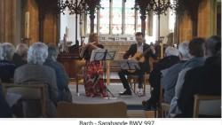 Bach Suite BWV 997 - Sarabande